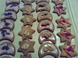 Χριστουγεννιάτικα Γερμανικά μπισκοτάκια