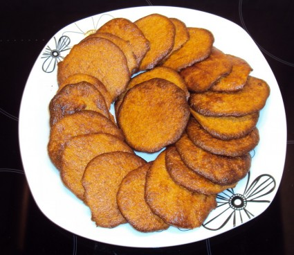 Dukan(3η φάση) - Μπισκότα πορτοκαλιού και παραλλαγές για 2η φάση