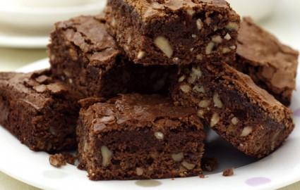 Brownies σοκολάτας