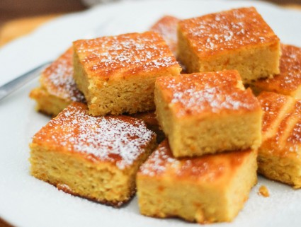 Κέικ με λεμόνι ή πορτοκάλι