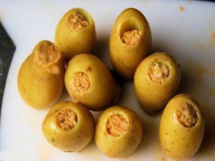Πατάτες γεμιστές