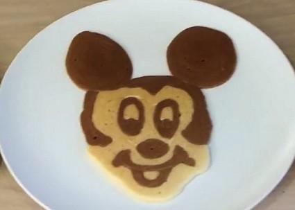 Τηγανιτες Micky Mouse