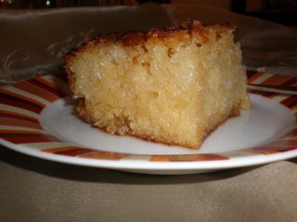 Πορτοκαλόπιτα Νο.09 (ή πατσαβουρόπιτα)