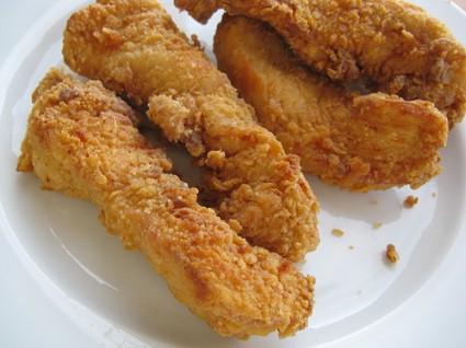 Κοτόπουλο κροκέτες